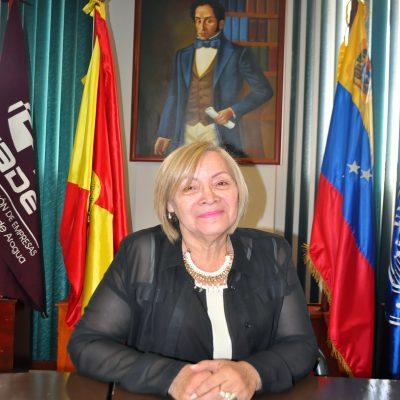 Directora del Fondo Editorial